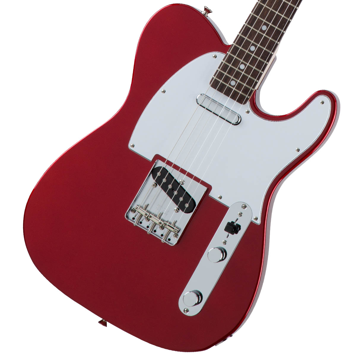 Fender / Made in Japan Traditional 70s Telecaster Ash Rosewood Fingerboard Candy Apple Red【池袋店】