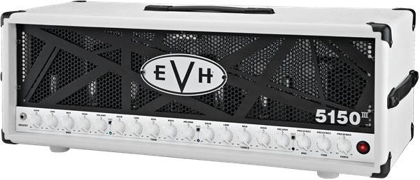 EVH / 5150 III 100W IVORY イーブイエイチ ギターアンプ ヘッド【展示アウトレット新品特価】【正規輸入品】【100V仕様】【池袋店】