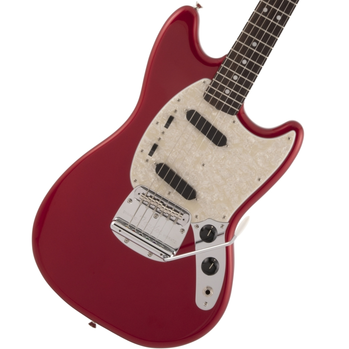 Fender / 2020 Collection Made in Japan Traditional 70s Mustang Rosewood Fingerboard Candy Apple Red フェンダー【2020年内限定モデル】【御茶ノ水本店】