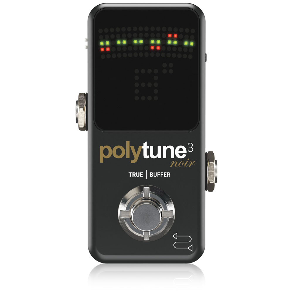 TC ELECTRONIC / POLYTUNE 3 MINI NOIR 【横浜店】