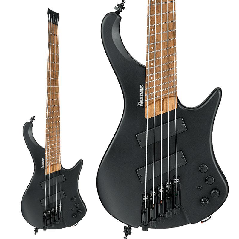Ibanez Bass Workshop Ergonomic Headless Bass EHB1005MS-BKF 在庫有り 即納可能 新宿店 お祝い 夏祭り 迎春