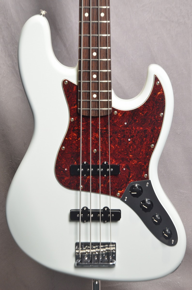 Fender / Made in Japan Limited Active Jazz Bass Rosewood Fingerboard Olympic White 【横浜店】