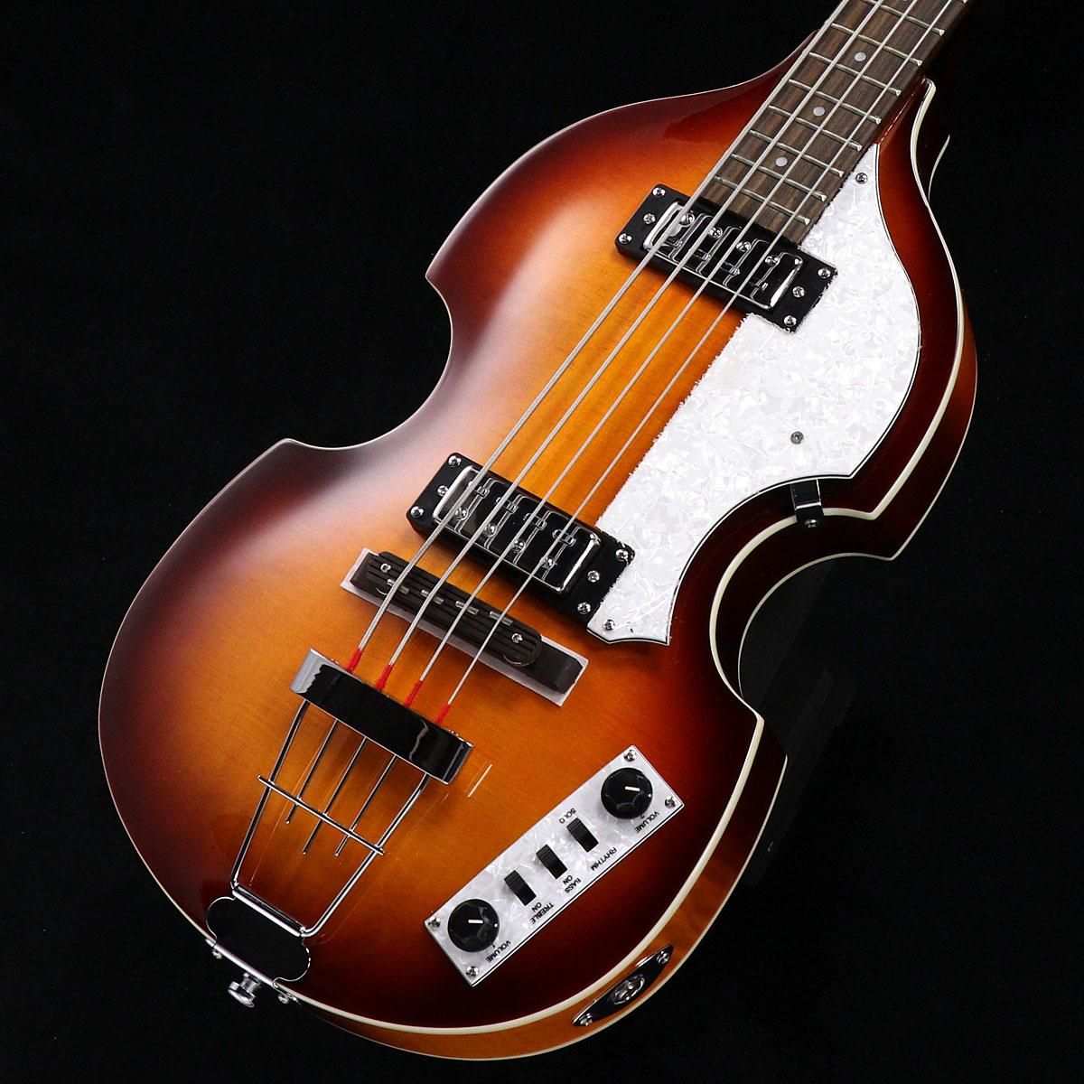 Hofner Ignition Bass Sunburst SB 渋谷店 お見舞 開店祝 月末バーゲンセール 金婚式 プライバシーポリシー ハロウィン