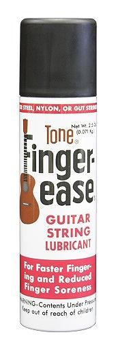 超定番ギター弦専用の潤滑スプレー Tone 本物 Finger-ease イーズ フィンガー 福岡パルコ店 大幅にプライスダウン