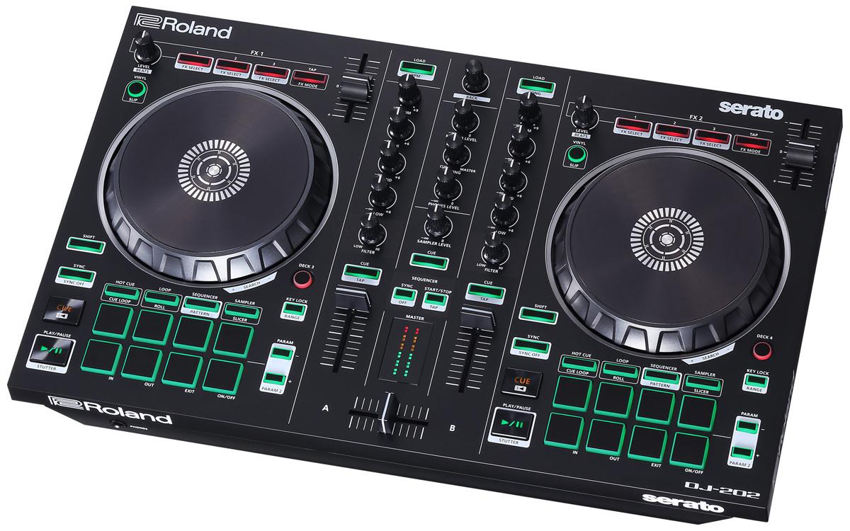 Roland ローランド / AIRA DJ-202 DJコントローラー【御茶ノ水本店】