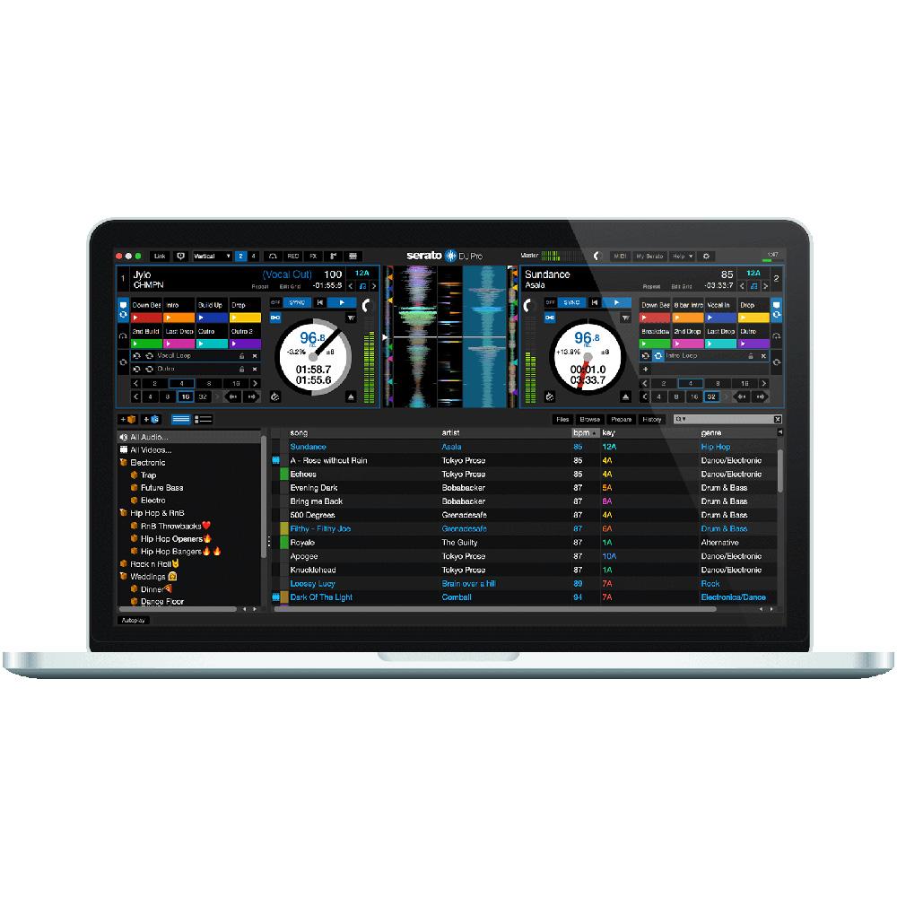 SERATO / SERATO DJ PRO [プロフェッショナルDJソフトウェア]【渋谷店】