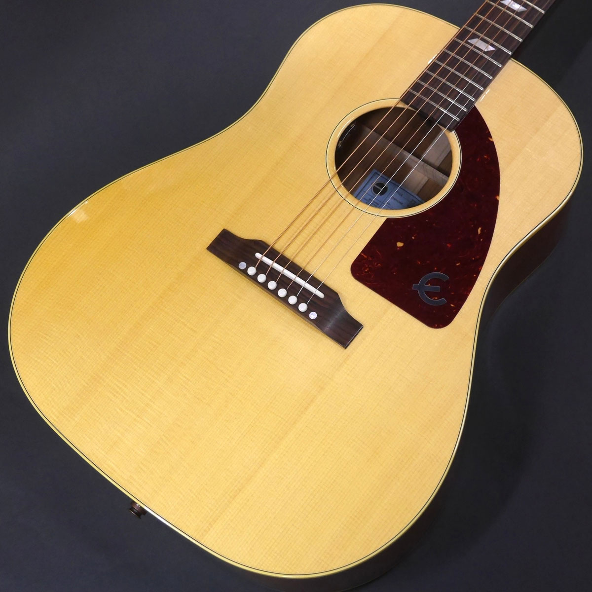 Epiphone USA / Texan AN(Antique Natural) FT79 エピフォン【S/N 20590062】【新宿店】