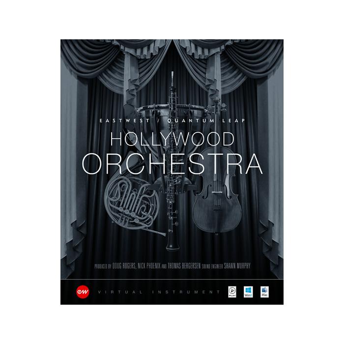 EASTWEST / Hollywood Orchestra Diamond Edition 【数量限定特価】【渋谷店】