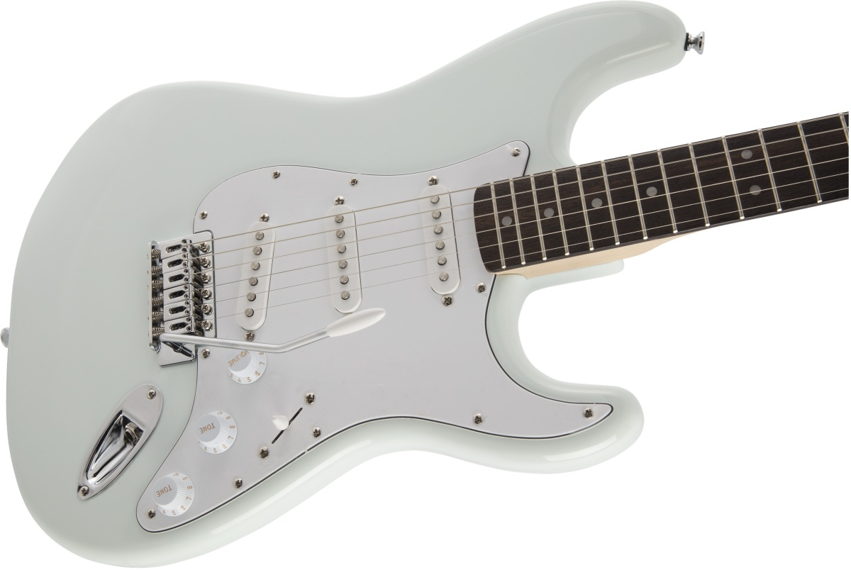 Squier by Fender / Affinity Stratocaster Laurel Fingerboard Sonic Blue【限定カラー】【御茶ノ水本店】