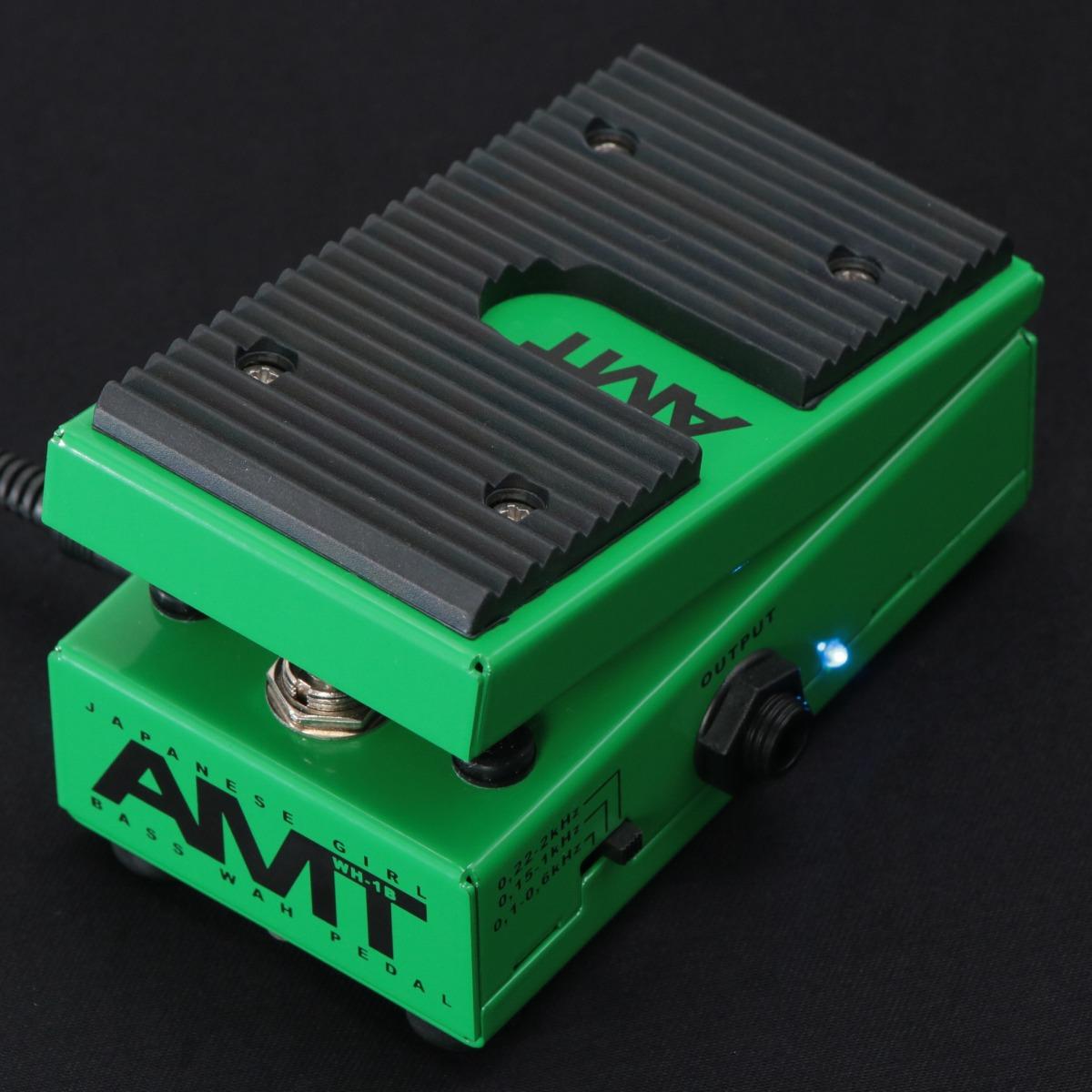 AMT / WH-1 Optical Bass Wah-Wah Pedal エーエムティーエレクトロニクス 【店頭展示アウトレット特価品】【御茶ノ水本店】