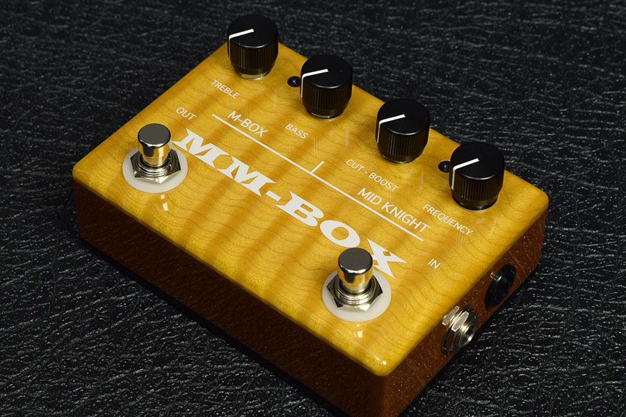 ATELIER Z / OUT BOARD BASS PREAMP MM-BOX Limited VN 【店頭展示アウトレット特価】【御茶ノ水本店】