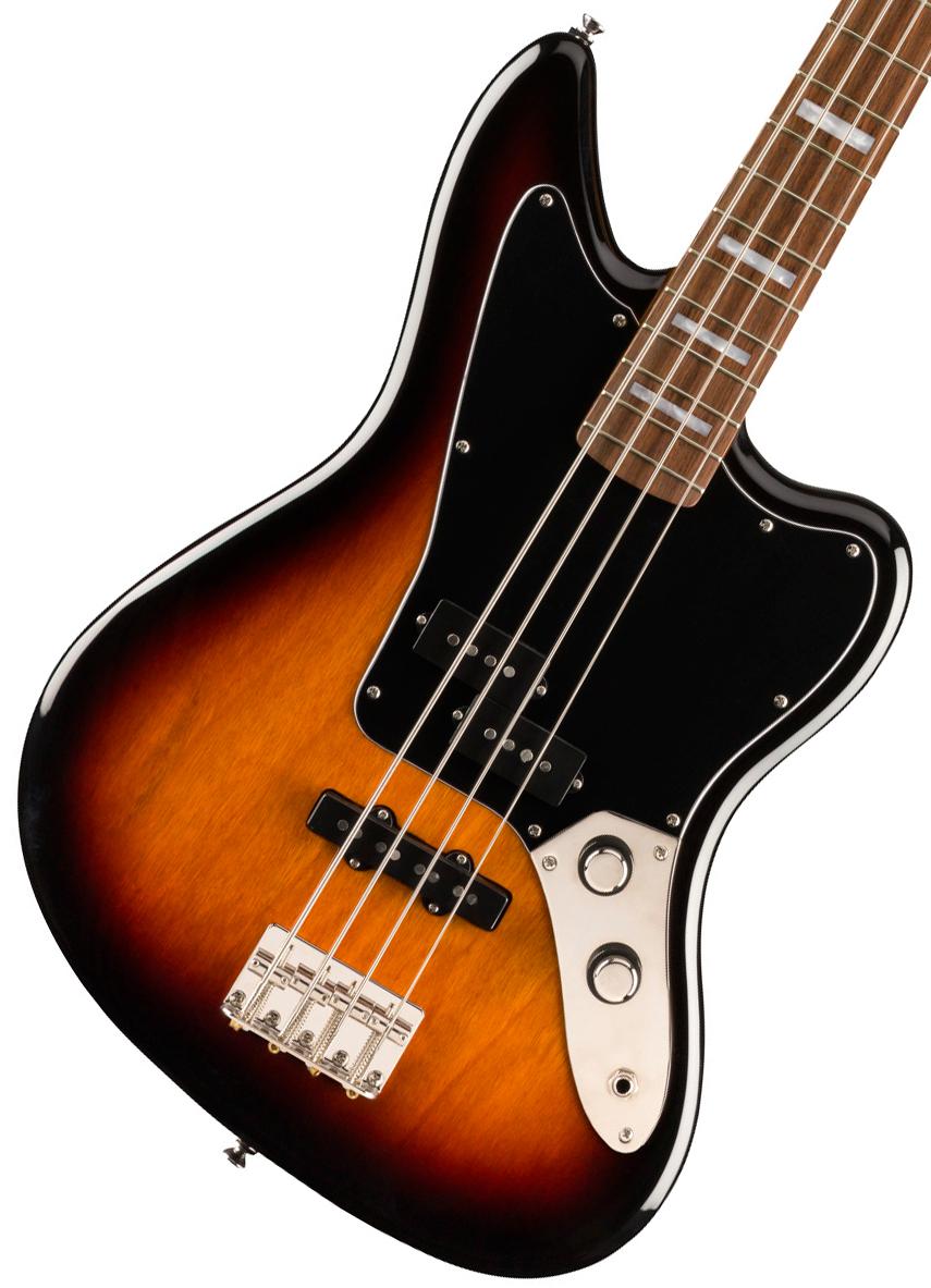 Squier by Fender / Classic Vibe Jaguar Bass Laurel Fingerboard 3-Color Sunburst スクワイヤー【御茶ノ水本店】