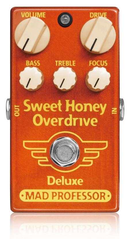 Mad Professor / New Sweet Honey Overdrive Deluxe 【横浜店】