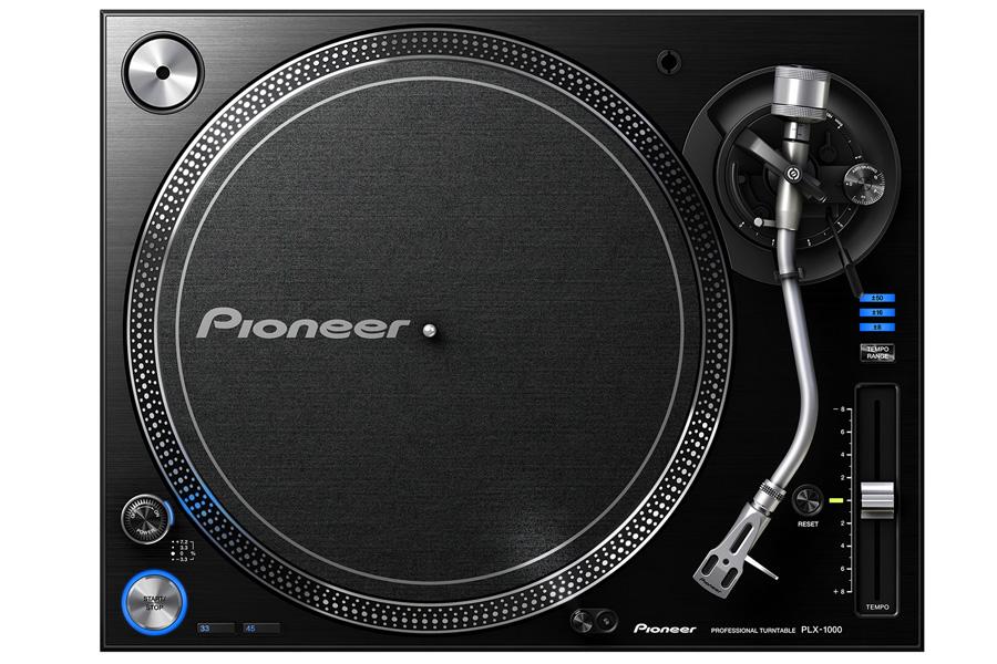 Pioneer パイオニア / PLX-1000 [ターンテーブル]【限定特典付き!】【VV44レコードカートリッジサービス】【渋谷店】
