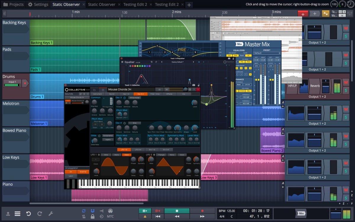 Tracktion トラクション / Waveform Plus(Waveform+16plugin) DAWソフトウェア【渋谷店】