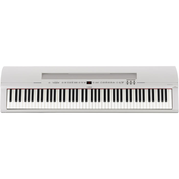YAMAHA ヤマハ / 電子ピアノ P-255WH ホワイト (P255)(P-255WH) 【渋谷店】