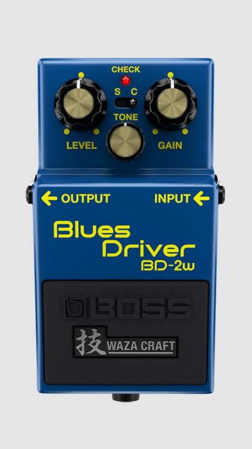 BOSS / BD-2W Blues Driver【渋谷店】