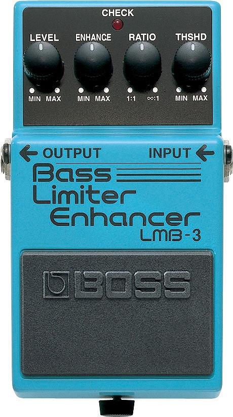 BOSS / LMB-3 Bass Limiter Enhancer ボス【渋谷店】