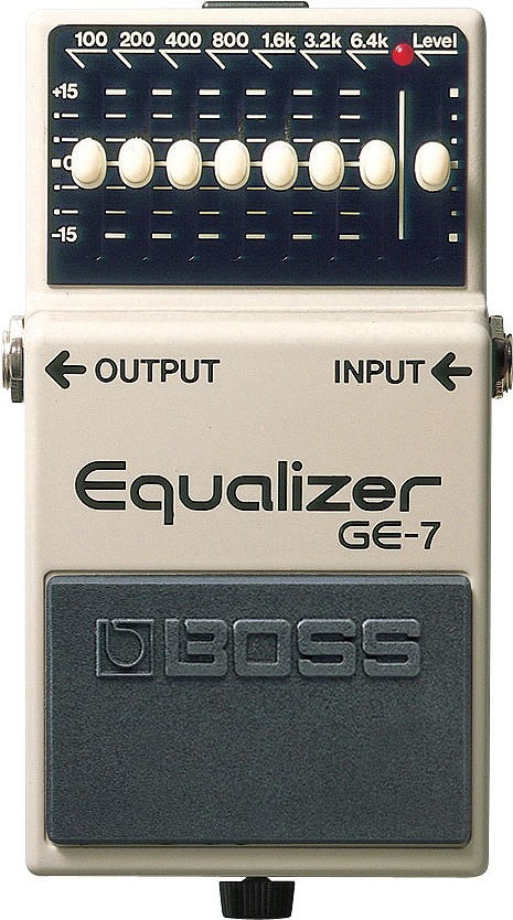 BOSS / GE-7 Equalizer ボス【渋谷店】