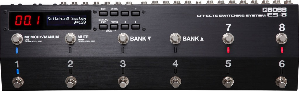 BOSS / ES-8 Effects Switching System 【渋谷店】
