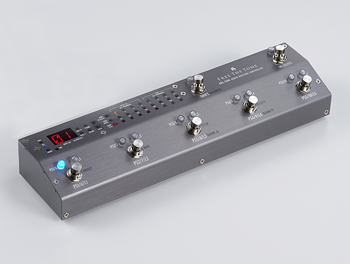 Free The Tone / ARC-53M Silver Audio Routing Controller【横浜店】