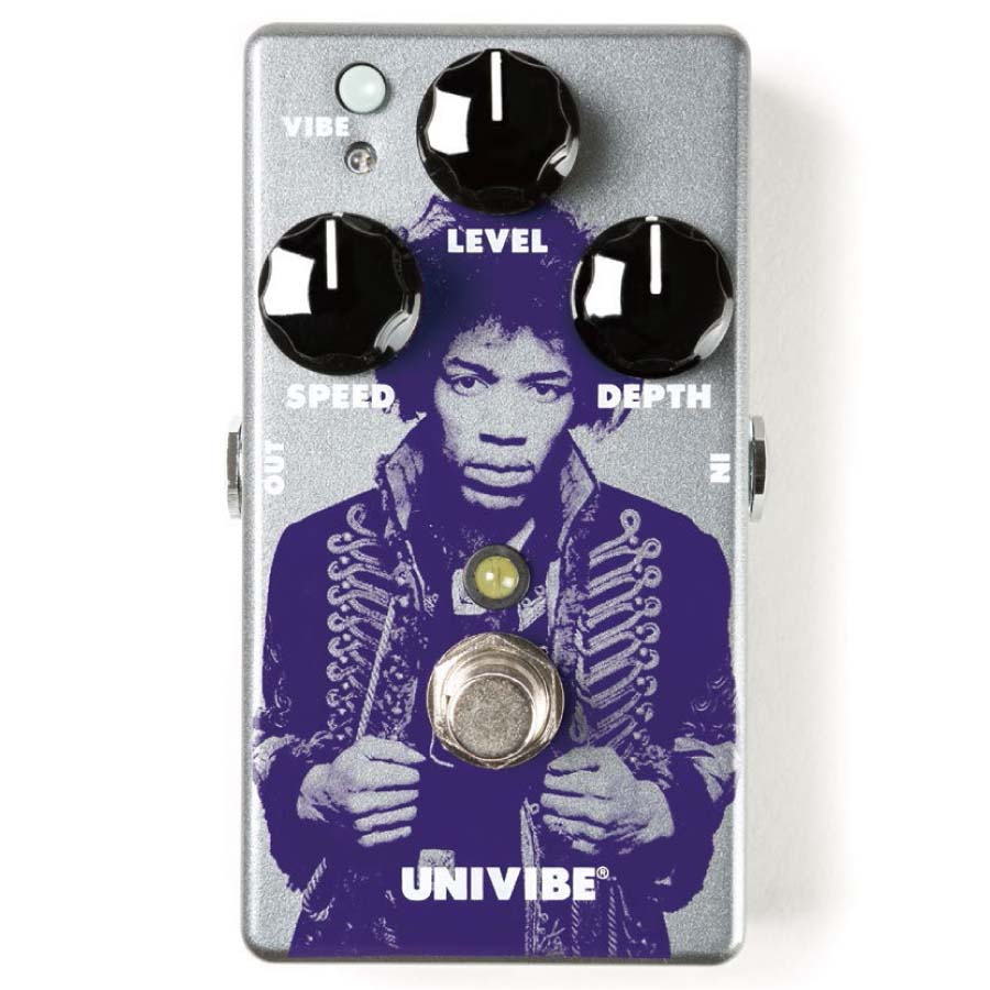 JIM DUNLOP / JH-M7 Jimi Hendrix UNIVIBE 【梅田店】