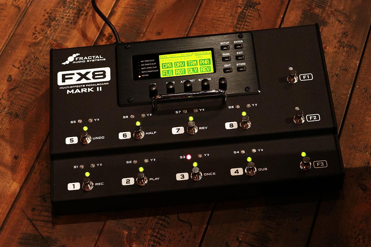 Fractal Audio Systems / FX8 MARK II【渋谷店】