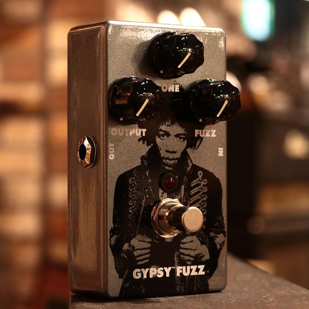 JIM DUNLOP / JH-M8 Jimi Hendrix GYPSY FUZZ 【渋谷店】