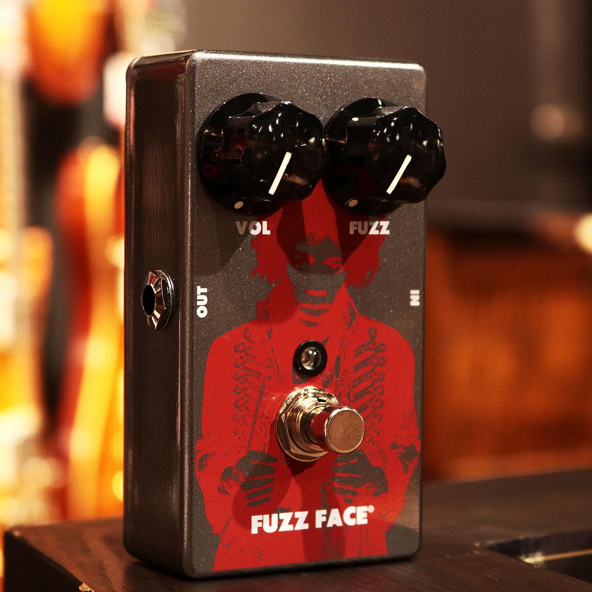 JIM DUNLOP / JH-M5 Jimi Hendrix Fuzz Face 【渋谷店】