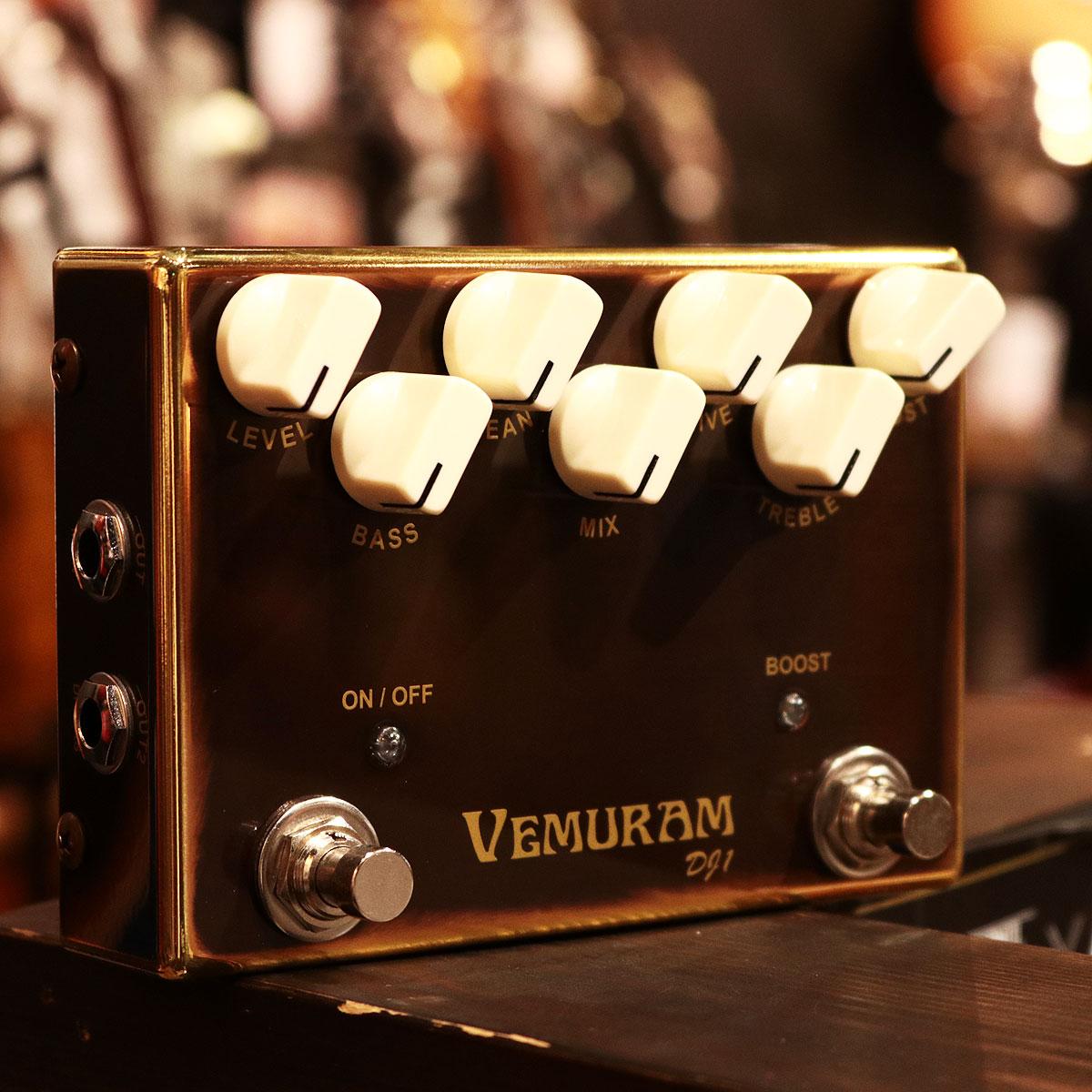 VEMURAM / DJ1 ベムラム ベース オーバードライブ【渋谷店】