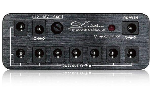 ONE CONTROL / Distro スターターキット ブラック [パワーサプライ]【横浜店】