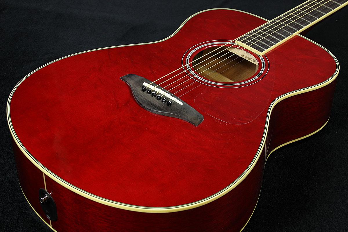 YAMAHA / FS-TA RR (Ruby Red) 【トランスアコースティックギター】【渋谷店】