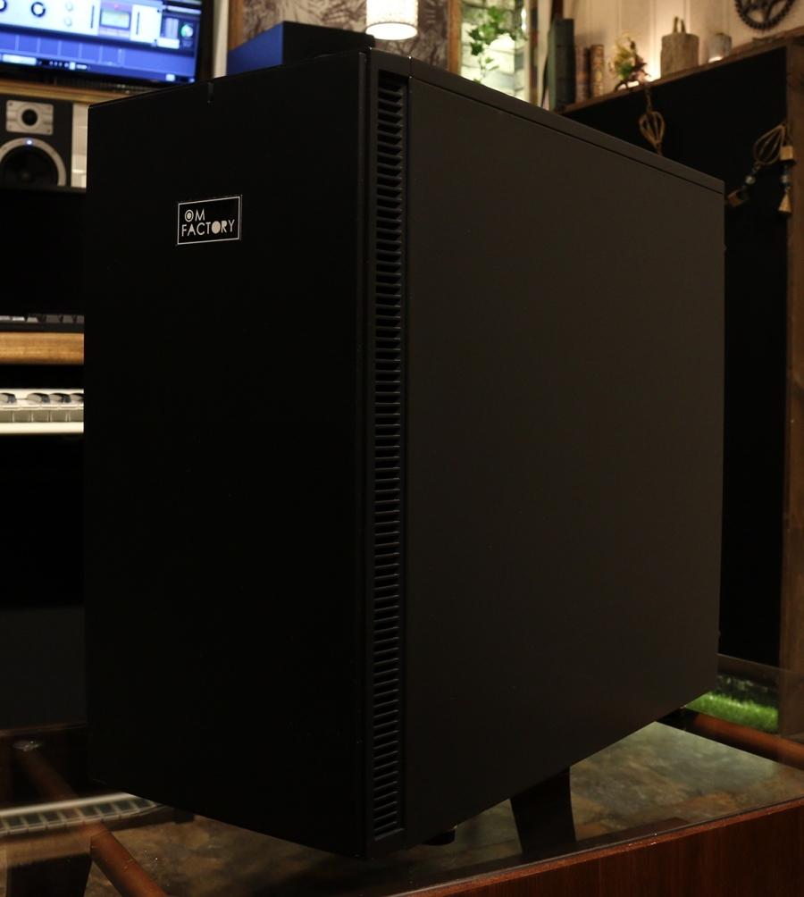 OM FACTORY / Armstrong MkII DAW用Windows PC オーエムファクトリー《受注生産品》【代引き不可商品】【渋谷店】