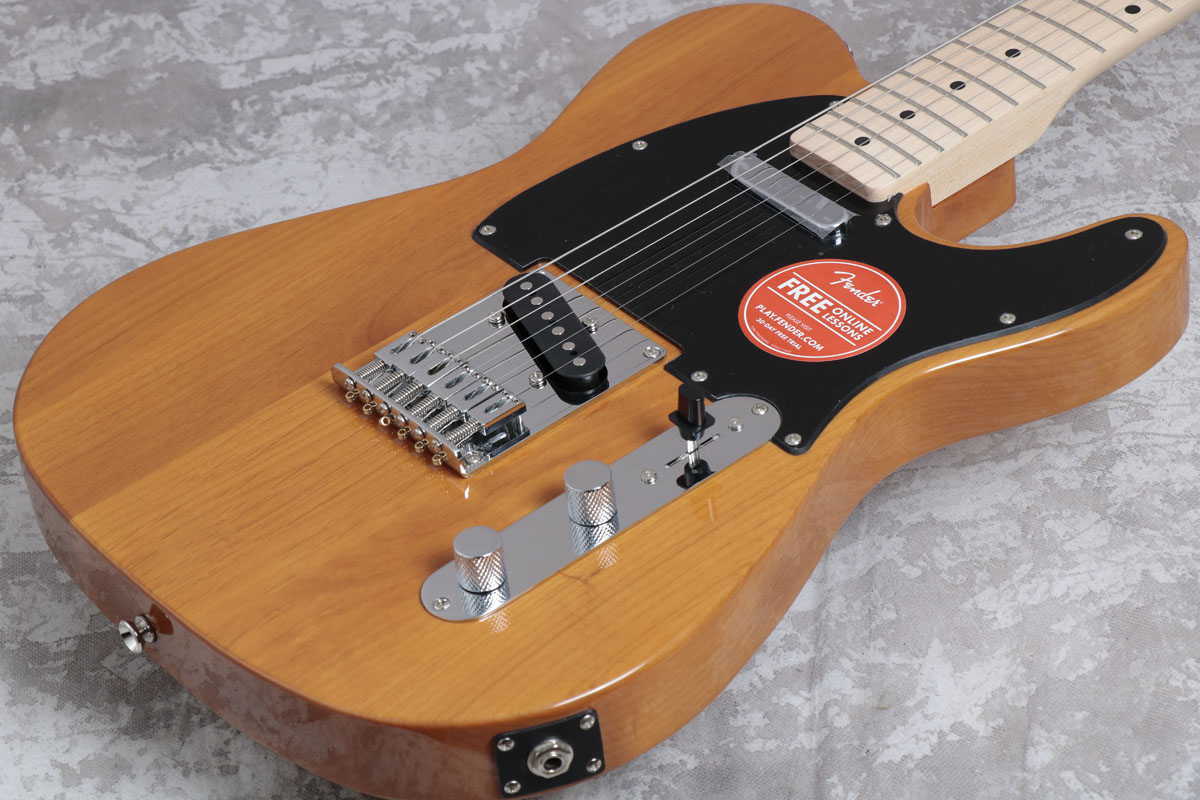 Squier / Affinity Telecaster Butterscotch Blonde Maple スクワイヤー【御茶ノ水本店】