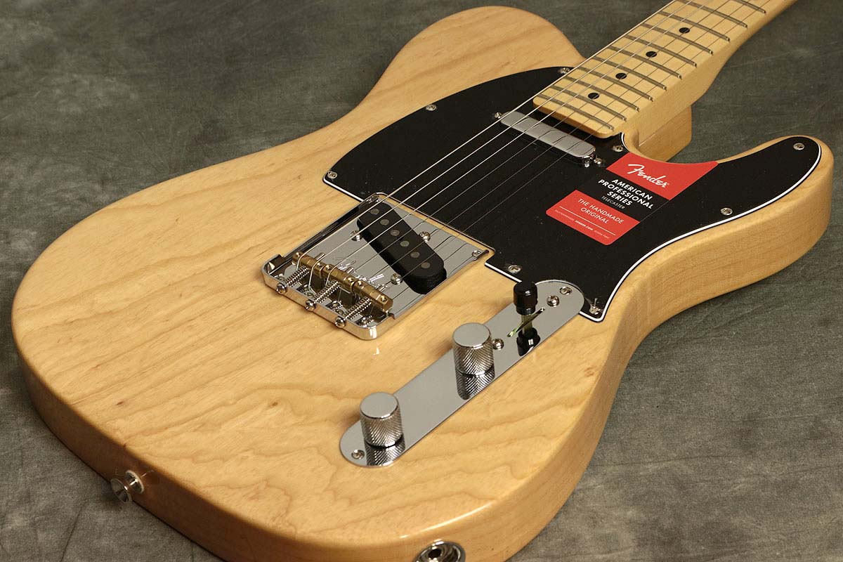 Fender USA / American Pro Telecaster Ash Natural Maple【渋谷店】