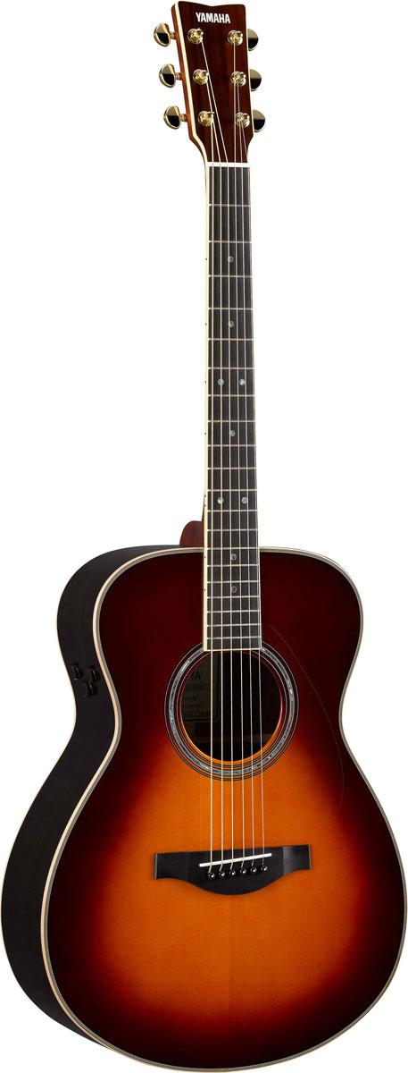 YAMAHA / LS-TA Brown Sunburst (BS) ヤマハ アコースティックギター エレアコ 【Trans Acoustic】【御茶ノ水本店】