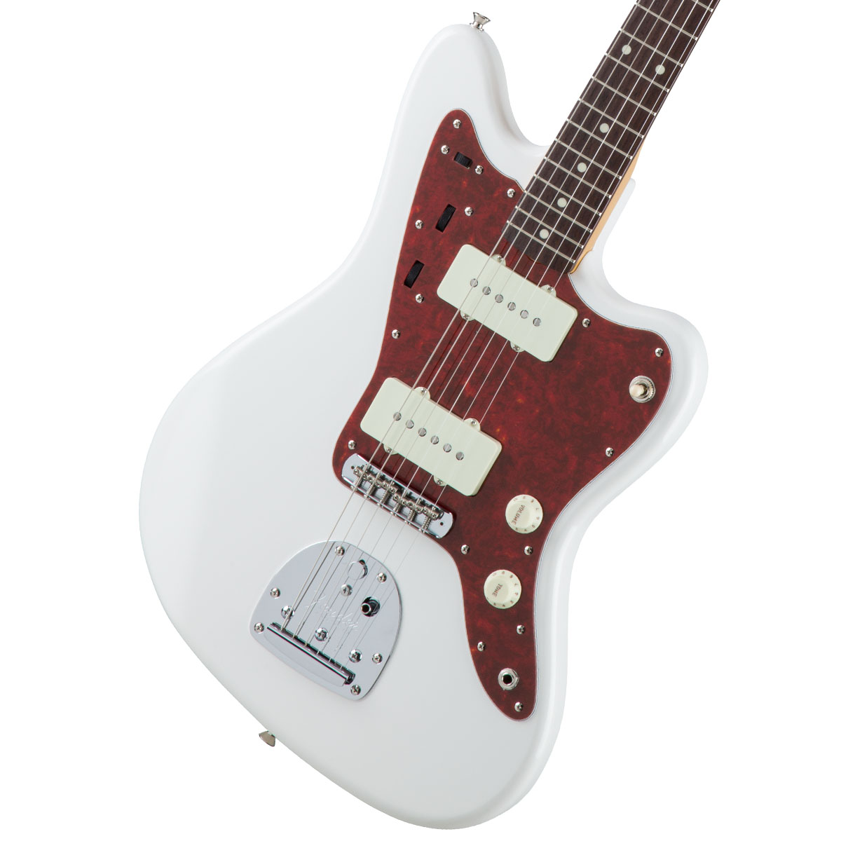 Fender / Made in Japan Traditional 60s Jazzmaster Rosewood Fingerboard Arctic White【新宿店】