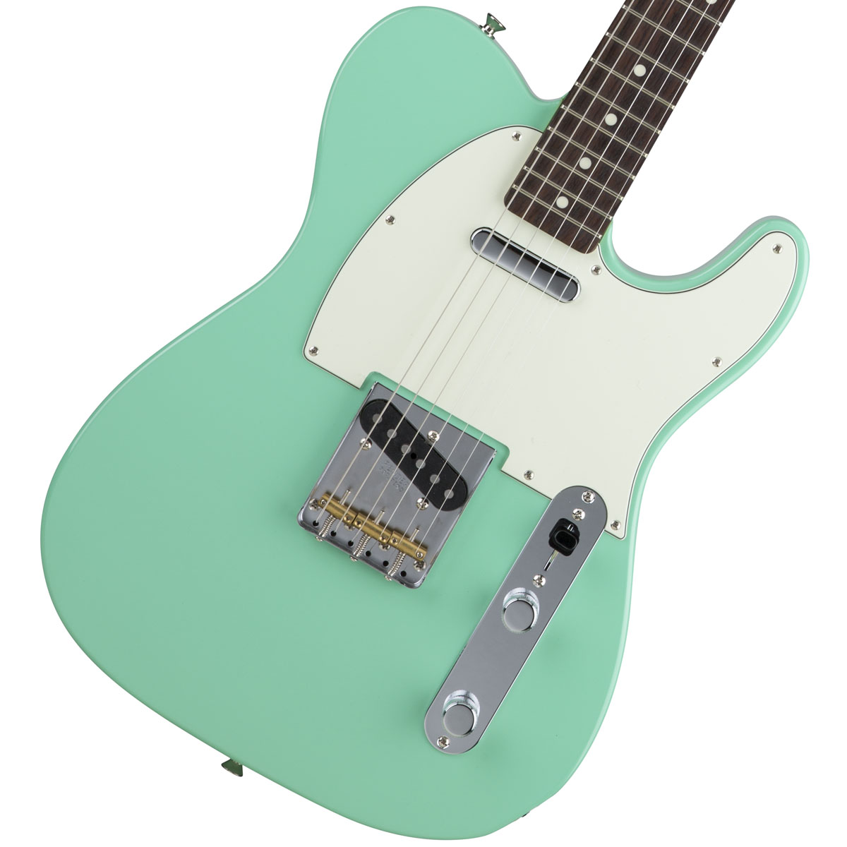 Fender/ Made Made Surf Telecaster in Japan Hybrid 60s Telecaster Surf Green【新宿店】, 瑞穂市:cb76f96f --- jpworks.be