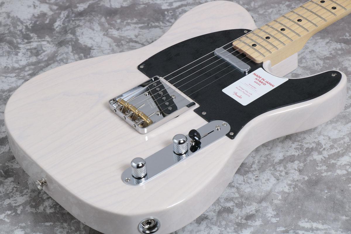 Fender / Made in Japan Hybrid 50s Telecaster US Blonde【横浜店】