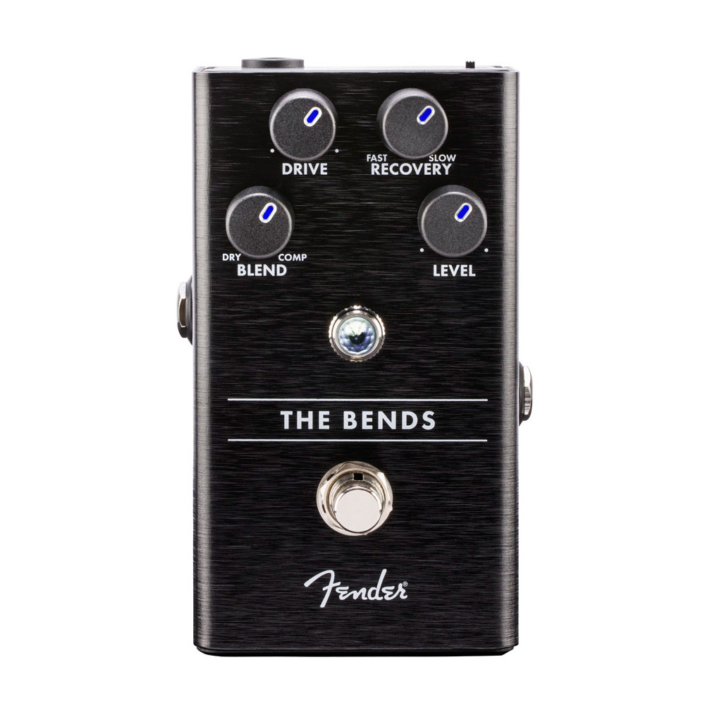 Fender / The Bends Compressor Pedal [コンプレッサー]【御茶ノ水本店】