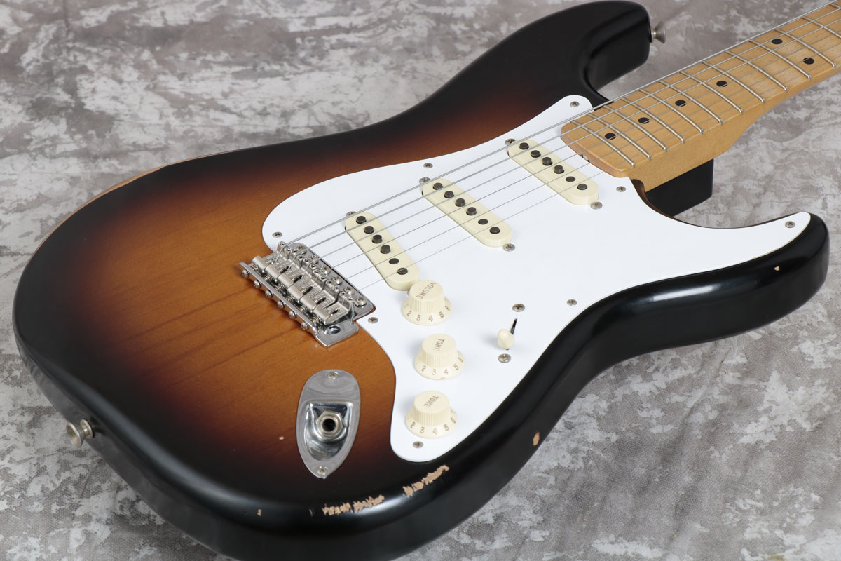 Fender / Classic Series Road Worn 50s Stratocaster 2-Color Sunburst【御茶ノ水本店】