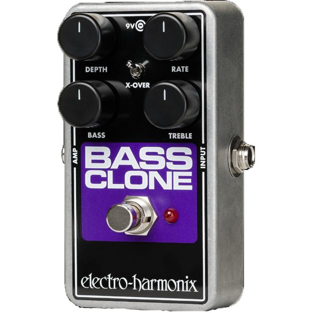 Electro Harmonix / BASS CLONE [ベースコーラス] エレクトロハーモニクス【渋谷店】