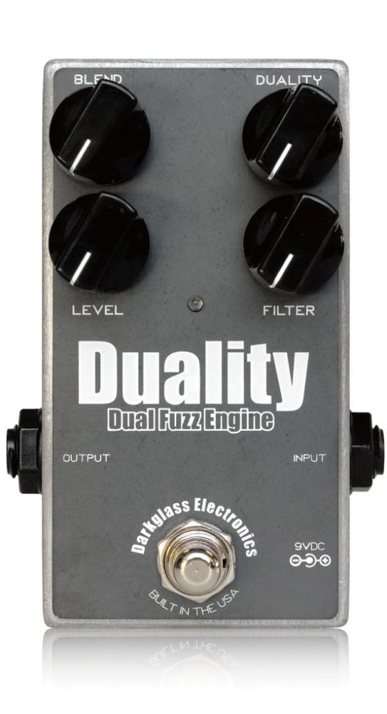 Darkglass Electronics / Duality Fuzz [ベース用ファズ]【渋谷店】