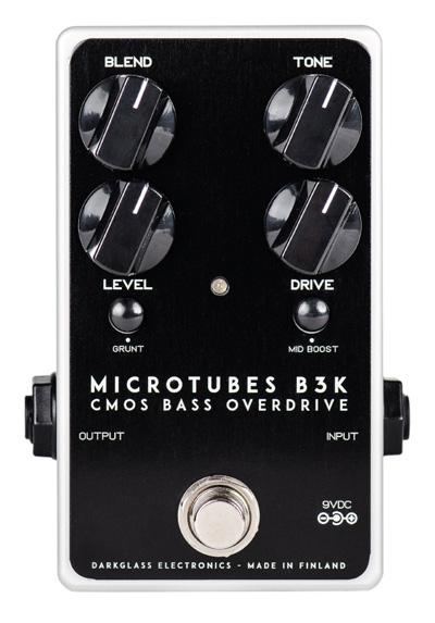 Darkglass Electronics / Microtubes B3K v2 ダークグラスエレクトロニクス【御茶ノ水本店】