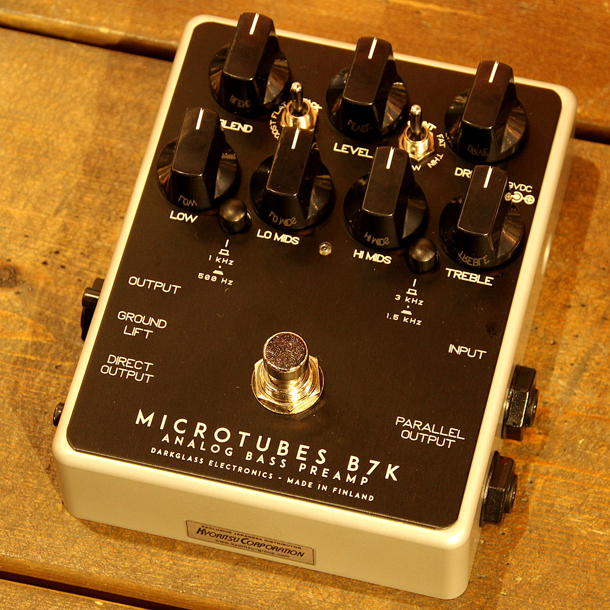 Darkglass Electronics / Microtubes B7K V2 Overdrive/Preamp【御茶ノ水本店】