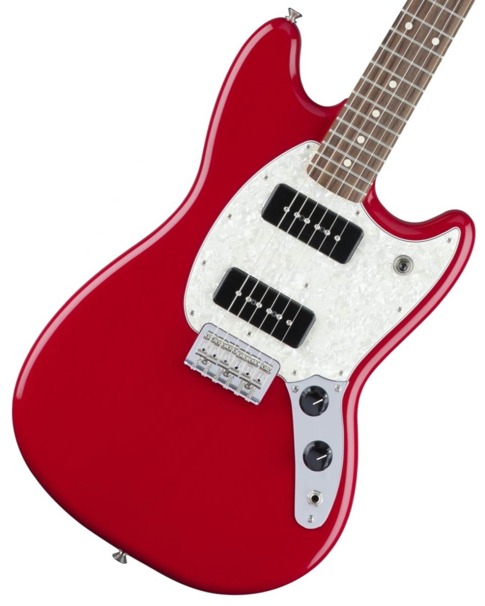 Fender / Mustang 90 Rosewood Torino Red フェンダー【サンプル画像】【新宿店】