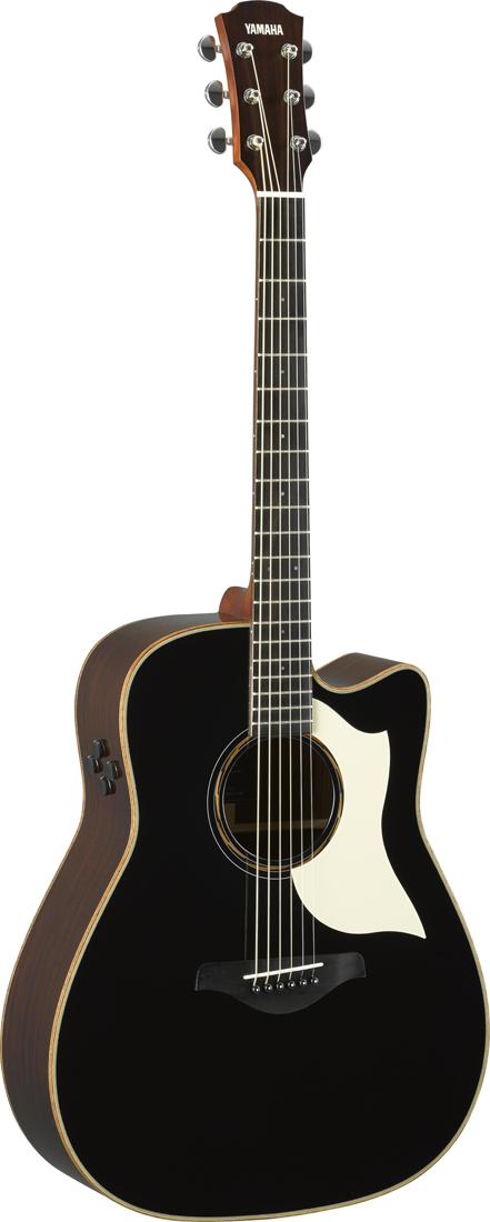 YAMAHA ヤマハ / A3R BL(Black) ARE [数量限定カラーモデル] エレアコ アコースティックギター【御茶ノ水FINEST_GUITARS】