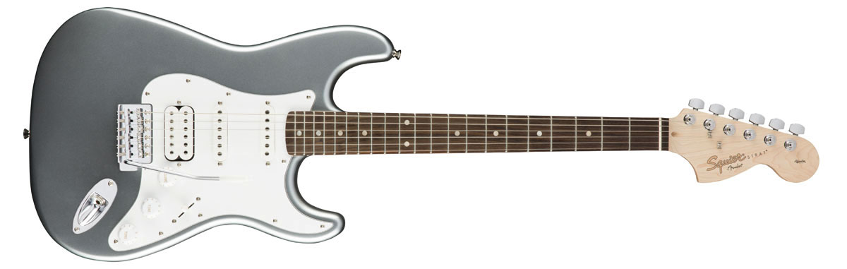 Squier by Fender / Affinity Stratocaster HSS Slick Silver Rosewood【サンプル画像】【横浜店】
