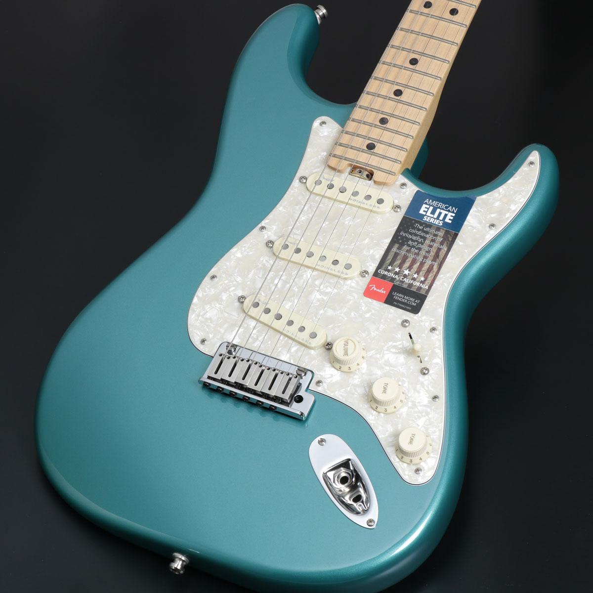 Fender USA / American Elite Stratocaster Ocean Turquoise Maple【御茶ノ水本店】