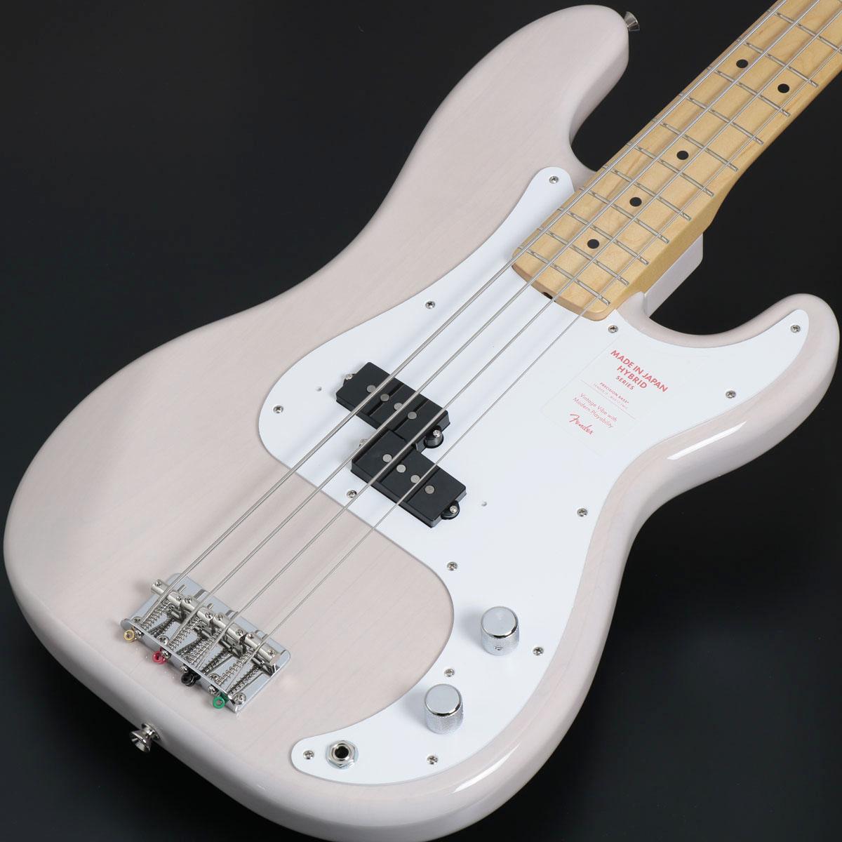 Fender / Made in Japan Hybrid 50s Precision Bass US Blonde【御茶ノ水本店】